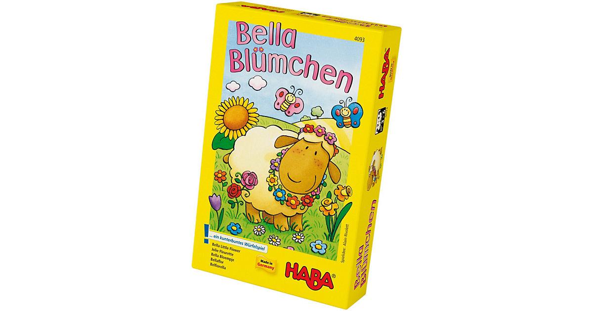 HABA 4093 Mitbringspiel Bella Blümchen