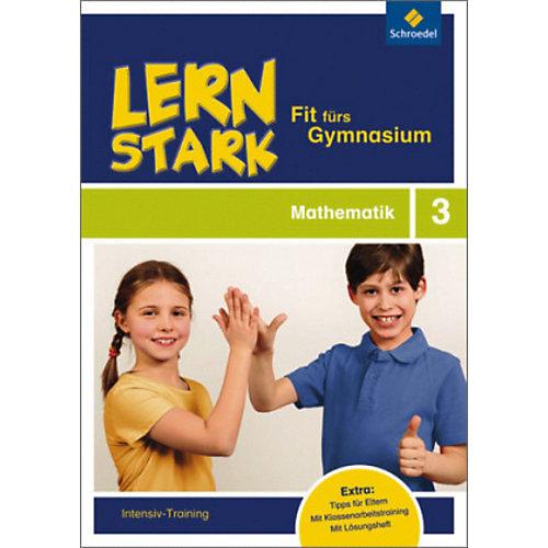 Schroedel Verlag Mathematik intensiv zur Vorbereitung auf das Gymnasium, 3. Schuljahr