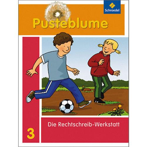 Schroedel Verlag Pusteblume, Die Werkstatt-Sammlung (2010): 3. Schuljahr, Rechtschreib-Werkstatt