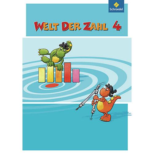 Schroedel Verlag Welt der Zahl, Ausgabe 2009 Nordrhein-Westfalen: 4. Schuljahr, Schülerband