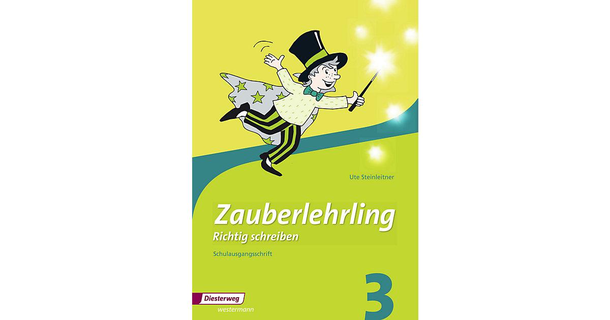 Zauberlehrling - Richtig schreiben (Ausgabe 201...