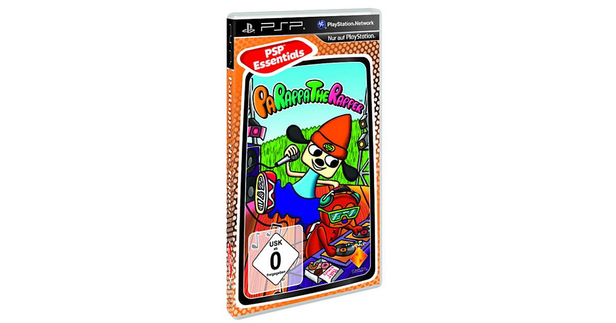 Vorschaubild von PSP PaRappa The Rapper - Essentials