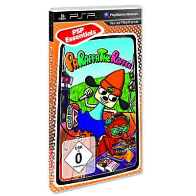 PSP PaRappa The Rapper - Essentials