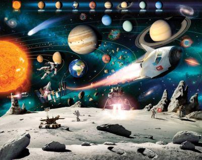 2316910 02 - Tapete Weltraum