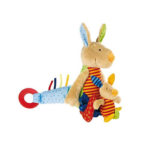 Развивающая Мягкая игрушка Sigikid Кенгуру, 27 см от Sigikid