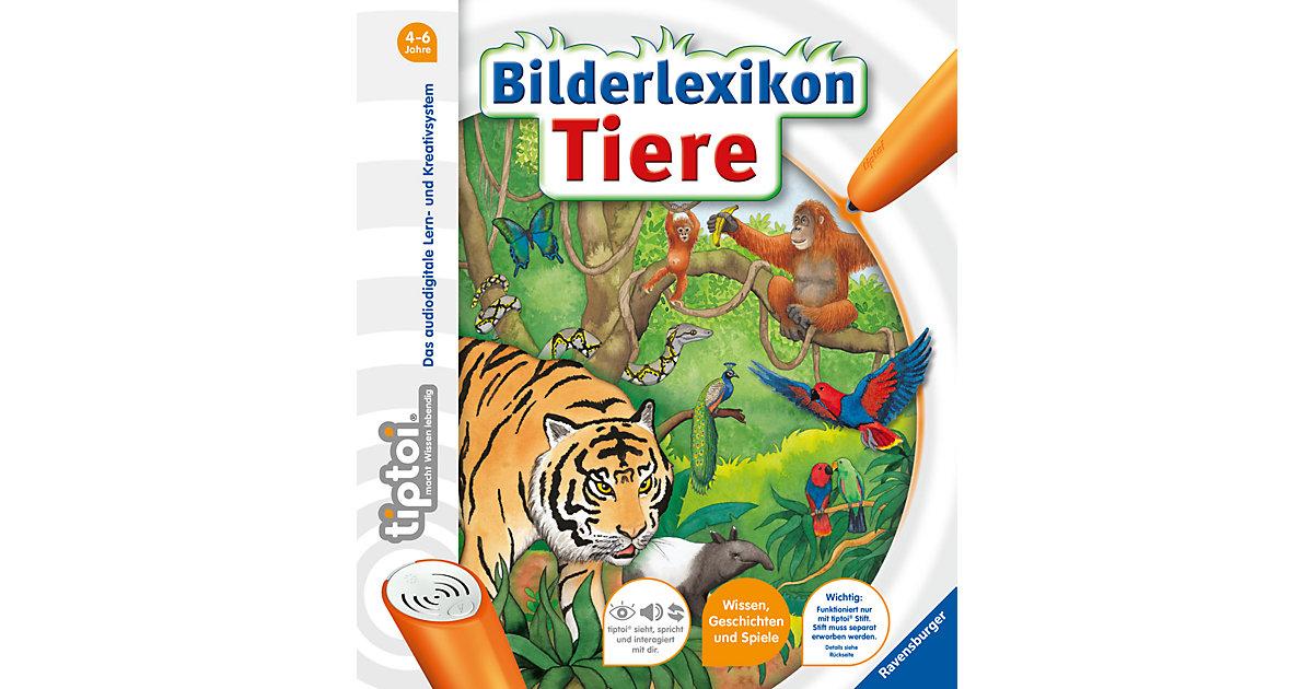 tiptoi®: Bilderlexikon Tiere