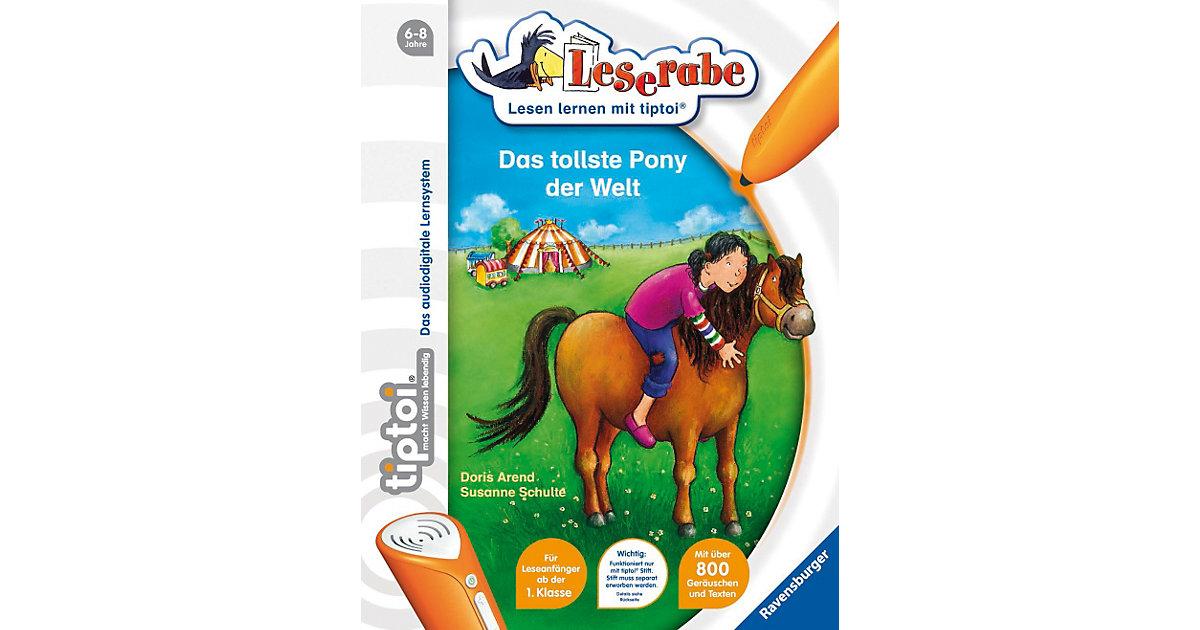 tiptoi® Leserabe: Das tollste Pony der Welt