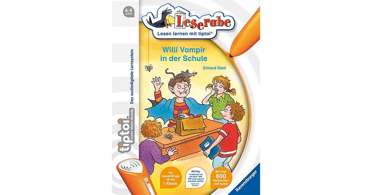 tiptoi® Leserabe: Willi Vampir in der Schule