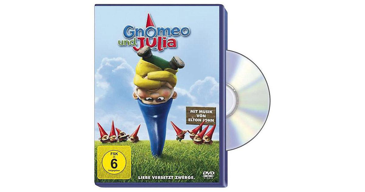 DVD Gnomeo und Julia