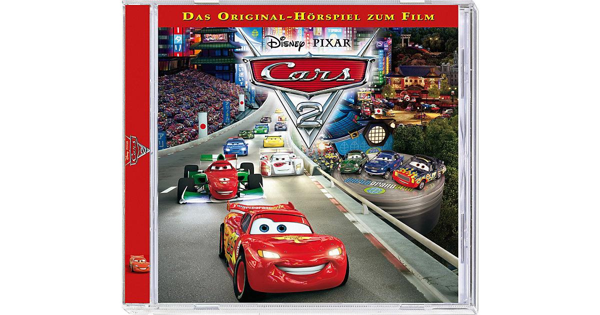 CD Disney Cars 2 - Das Hörspiel zum Kinofilm Hörbuch
