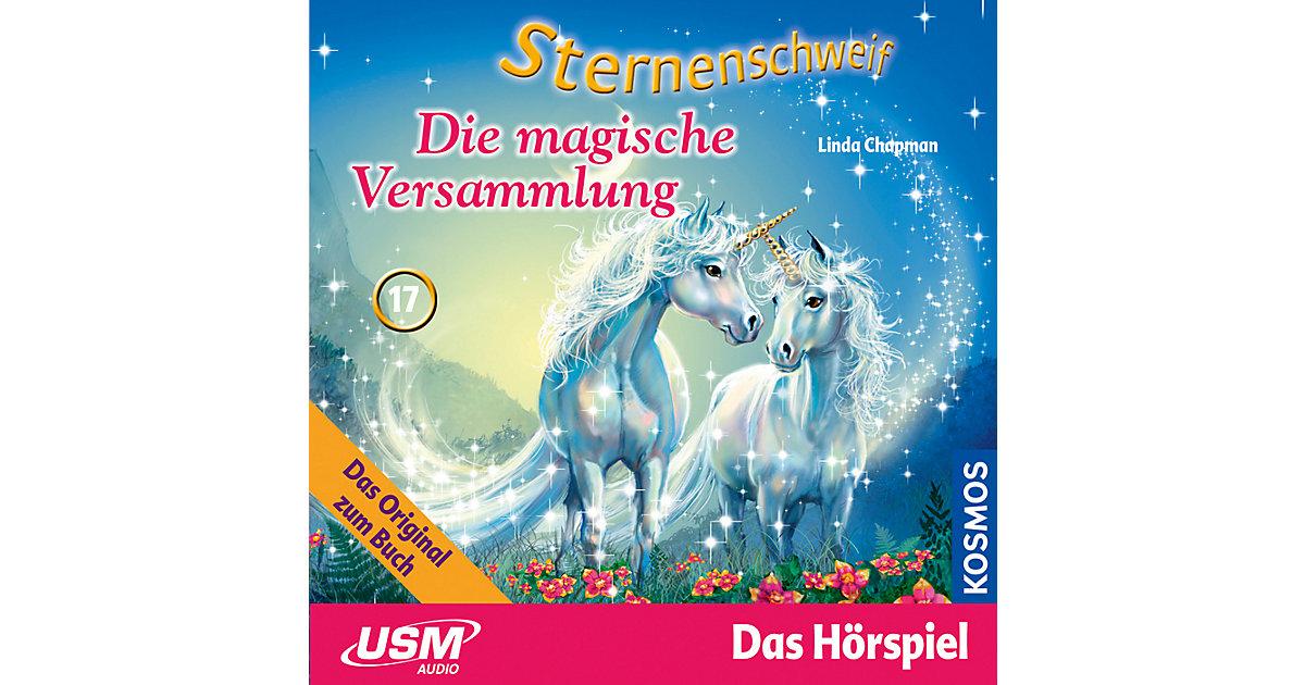 CD Sternenschweif 17: Die magische Versammlung Hörbuch