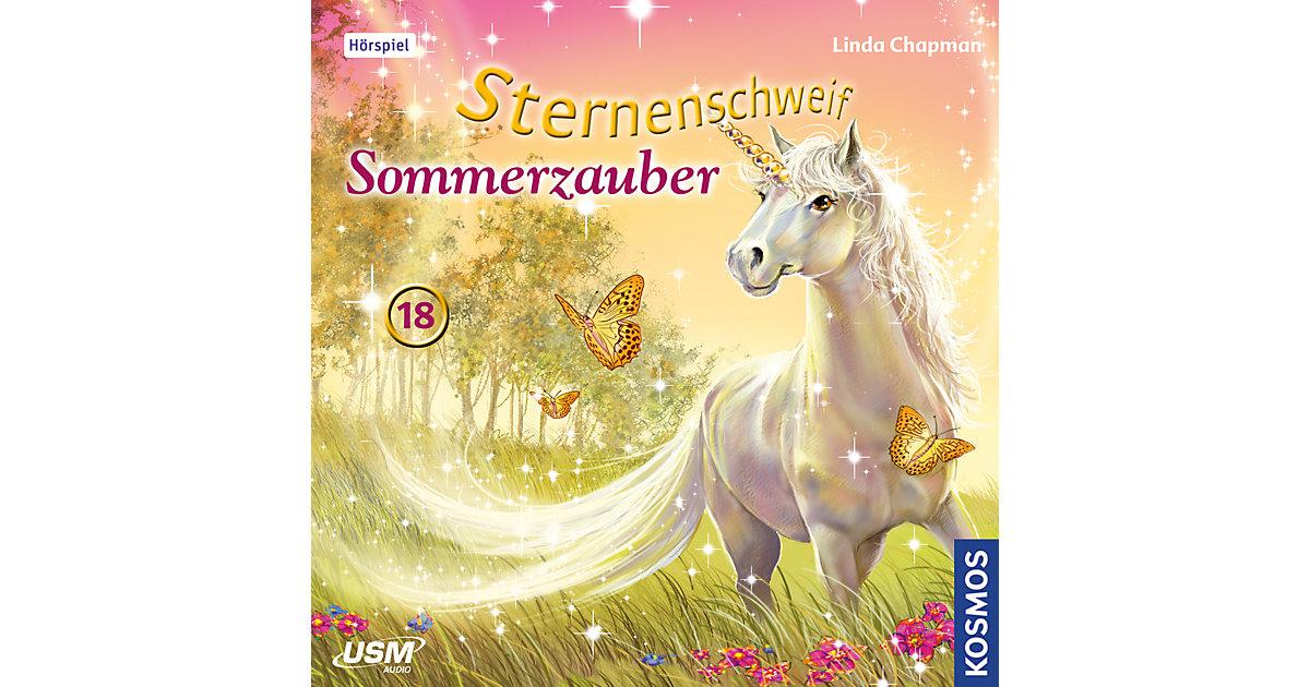CD Sternenschweif 18: Sommerzauber Hörbuch