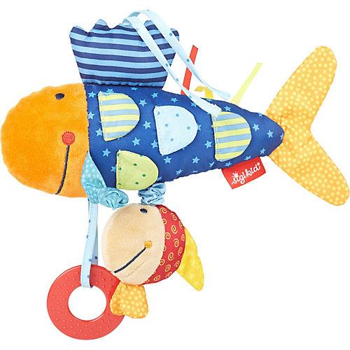Развивающая игрушка Sigikid, Рыбка, коллекция Активный Малыш, 26 см от Sigikid