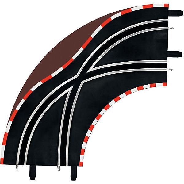 CARRERA GO!!!/DIGITAL 143 61655 Spurwechsel Kurve (2), Carrera