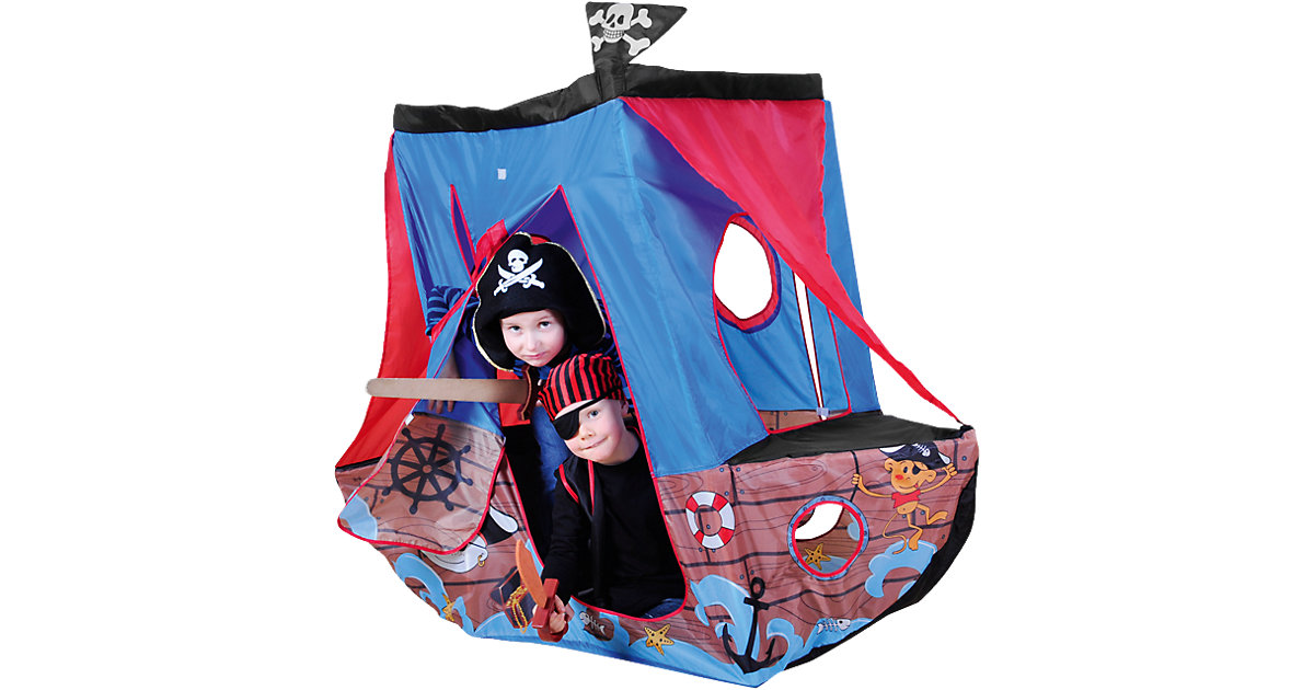 Knorr Toys · knorr® toys Spielzelt - Piratenschiff