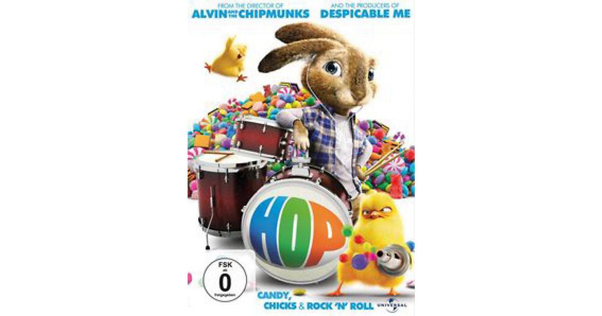 DVD HOP