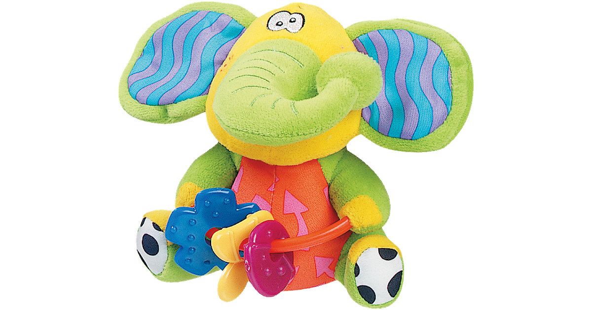 Zany Zoo Elephant mit Beißringen