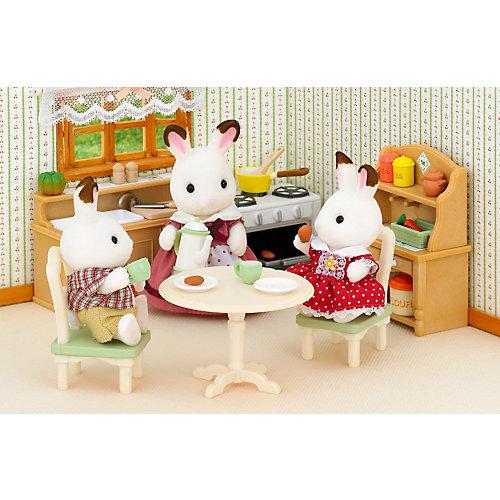 """Набор """"Кухня в коттедже"""" Sylvanian Families, новая версия от Эпоха Чудес"""