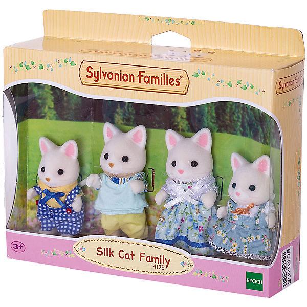 """Набор """"Семья кошек"""" Sylvanian Families"""