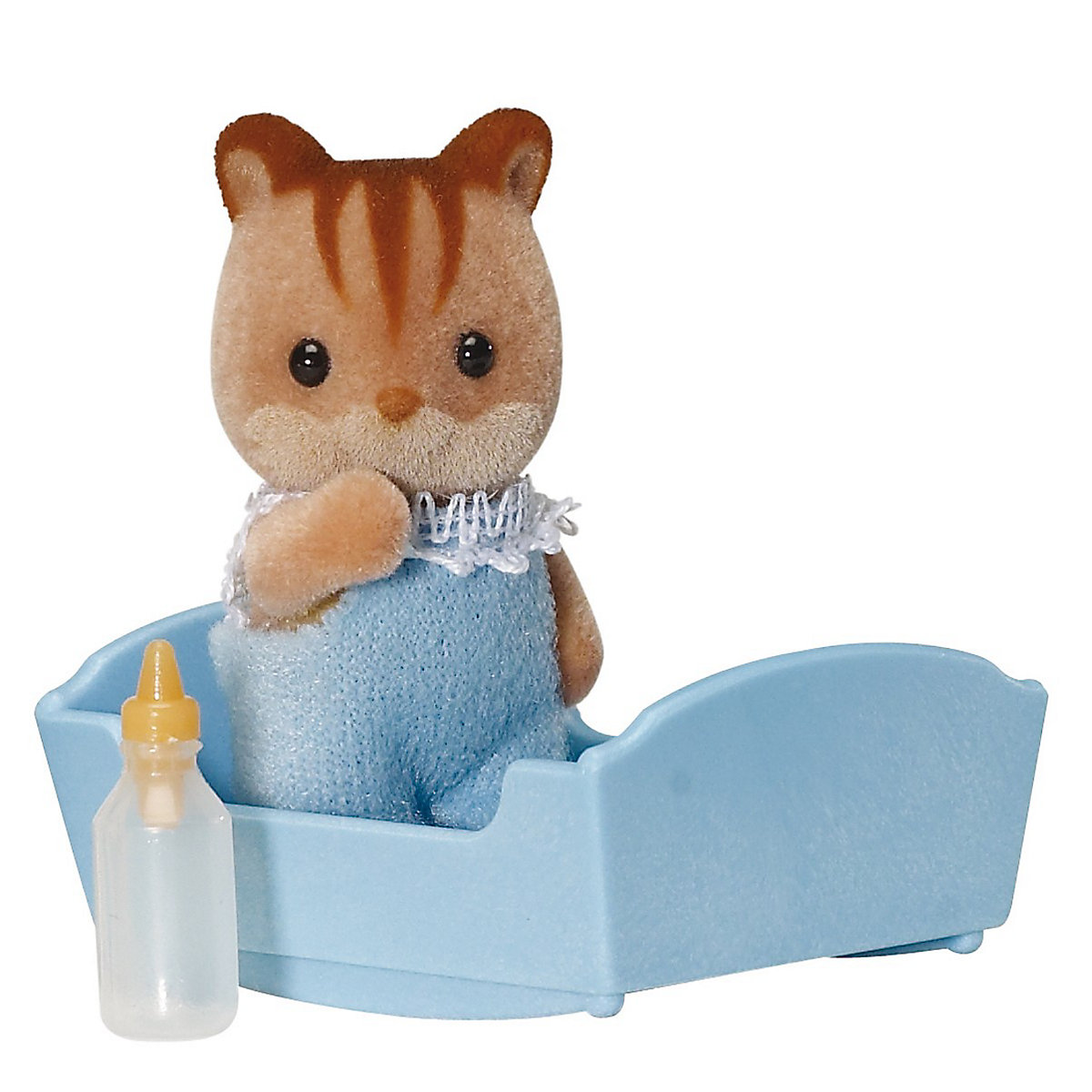 sylvanian families walnuss eichh rnchen baby. Black Bedroom Furniture Sets. Home Design Ideas