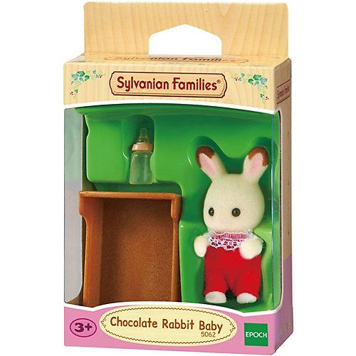 """Набор """"Малыш шоколадный кролик"""" Sylvanian Families от Эпоха Чудес"""