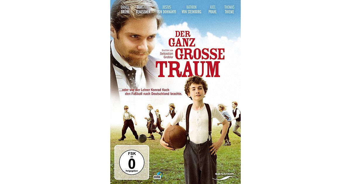 DVD Der ganz große Traum