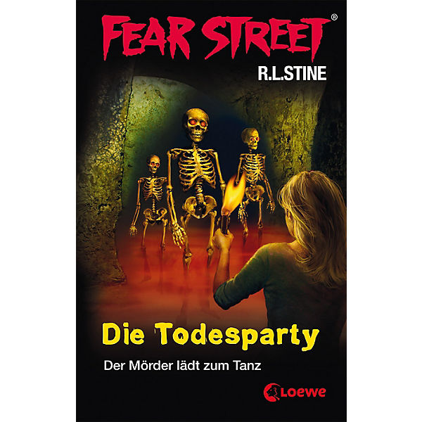 fear street die todesparty robert l stine mytoys. Black Bedroom Furniture Sets. Home Design Ideas