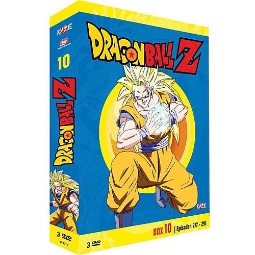 Dragonball Z – Box 10 (Episoden 277 - 291) Action DVD - broschei