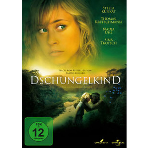 DVD Dschungelkind