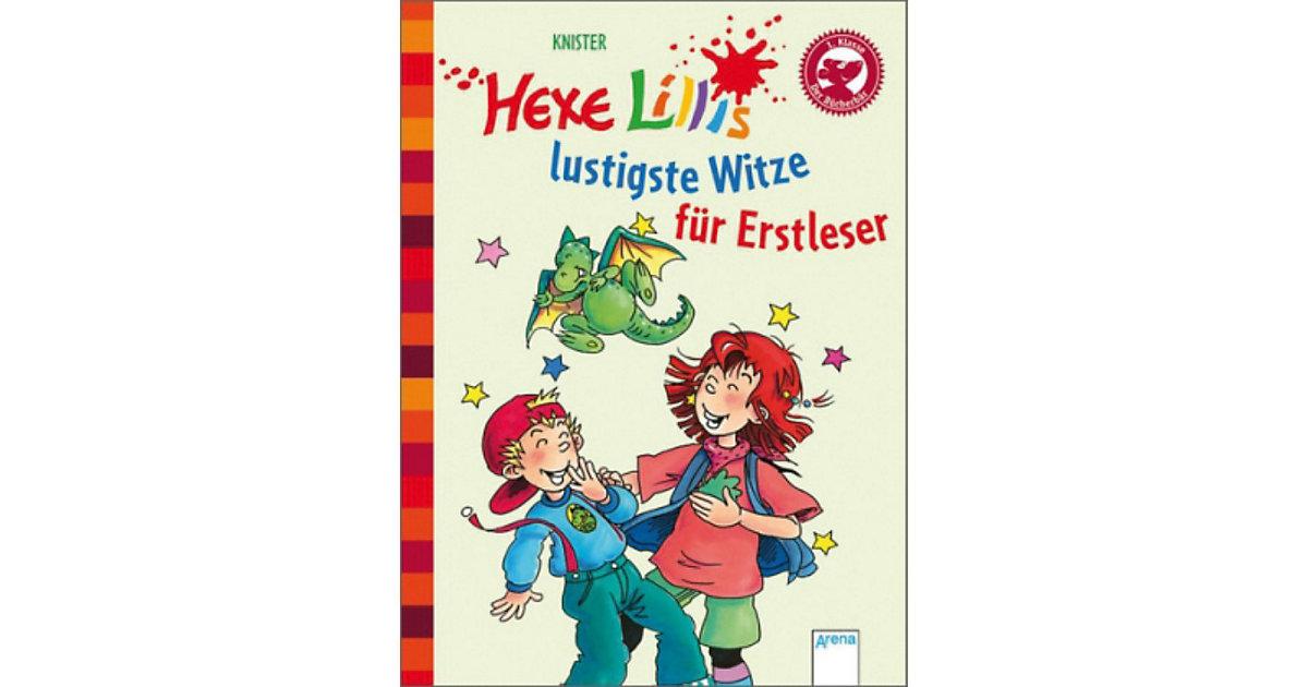 Der Bücherbär: Hexe Lillis lustigste Witze Erst...