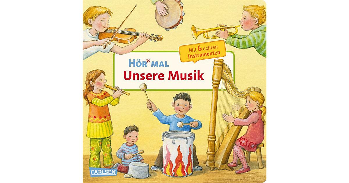 Hör mal: Unsere Musik, Soundbuch mit klassische...