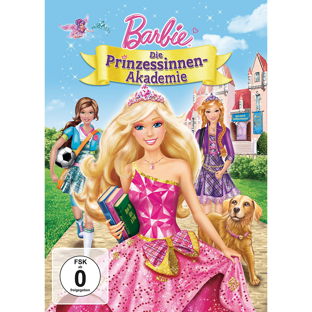 Kinox.To Barbie Und Die Prinzessinnen Akademie