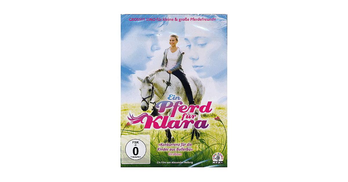 DVD Ein Pferd Klara Kinder