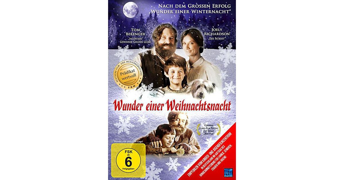 DVD Wunder einer Weihnachtsnacht