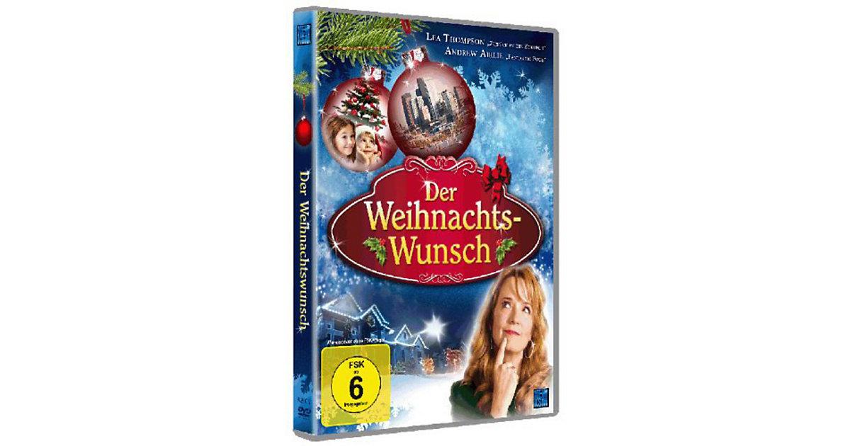 DVD Der Weihnachtswunsch