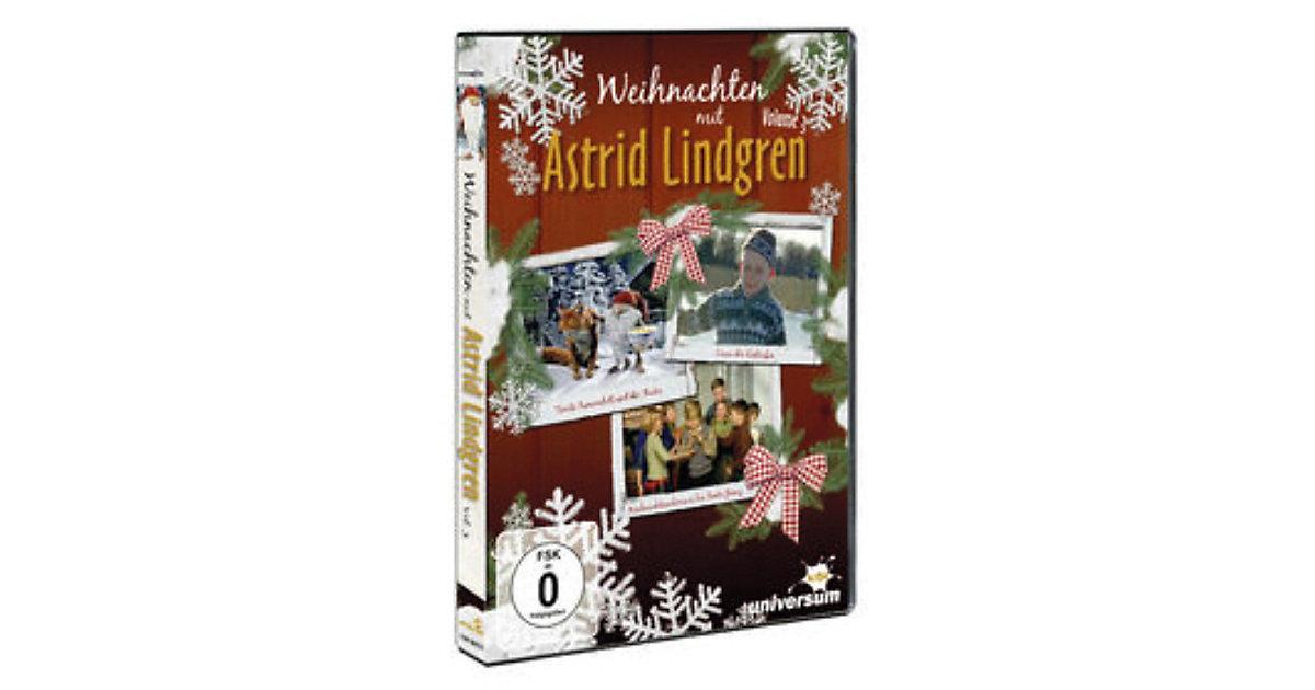 DVD Weihnachten mit Astrid Lindgren Vol. 3 Hörbuch