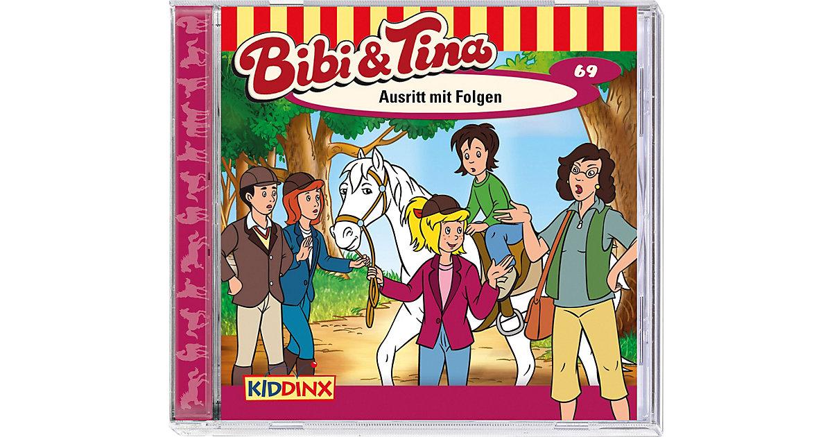 CD Bibi & Tina - Ausritt mit Folgen