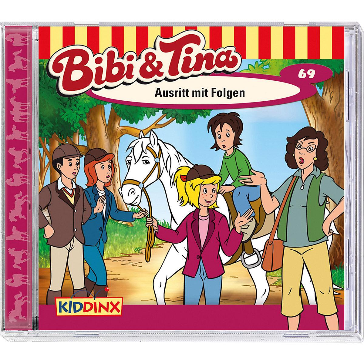 cd bibi  tina 69  ausritt mit folgen bibi und tina  mytoys