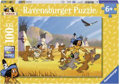 ravensburger yakari