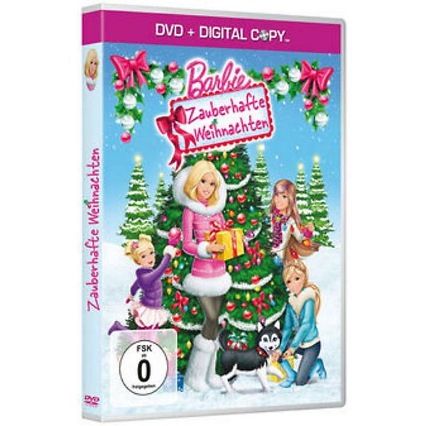 Barbie Zauberhafte Weihnachten 2019.Dvd Barbie Zauberhafte Weihnachten Barbie