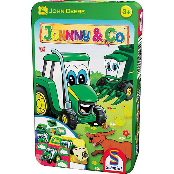 Mitbringspiel John Deere, Johnny & Co., John Deere