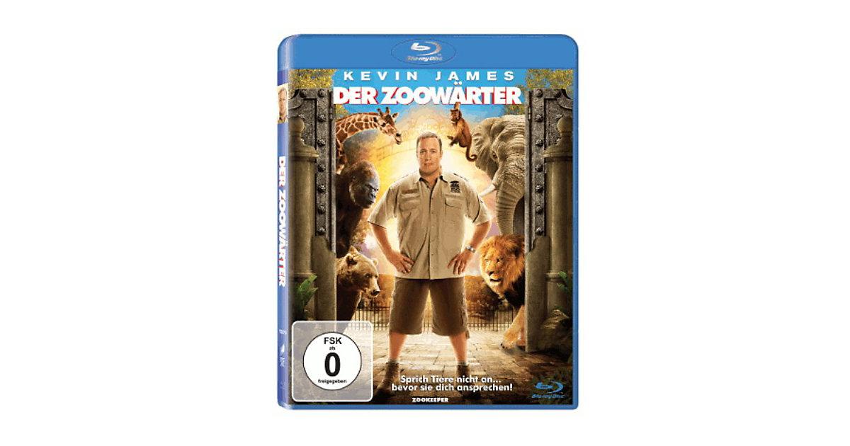 BLU-RAY Der Zoowärter