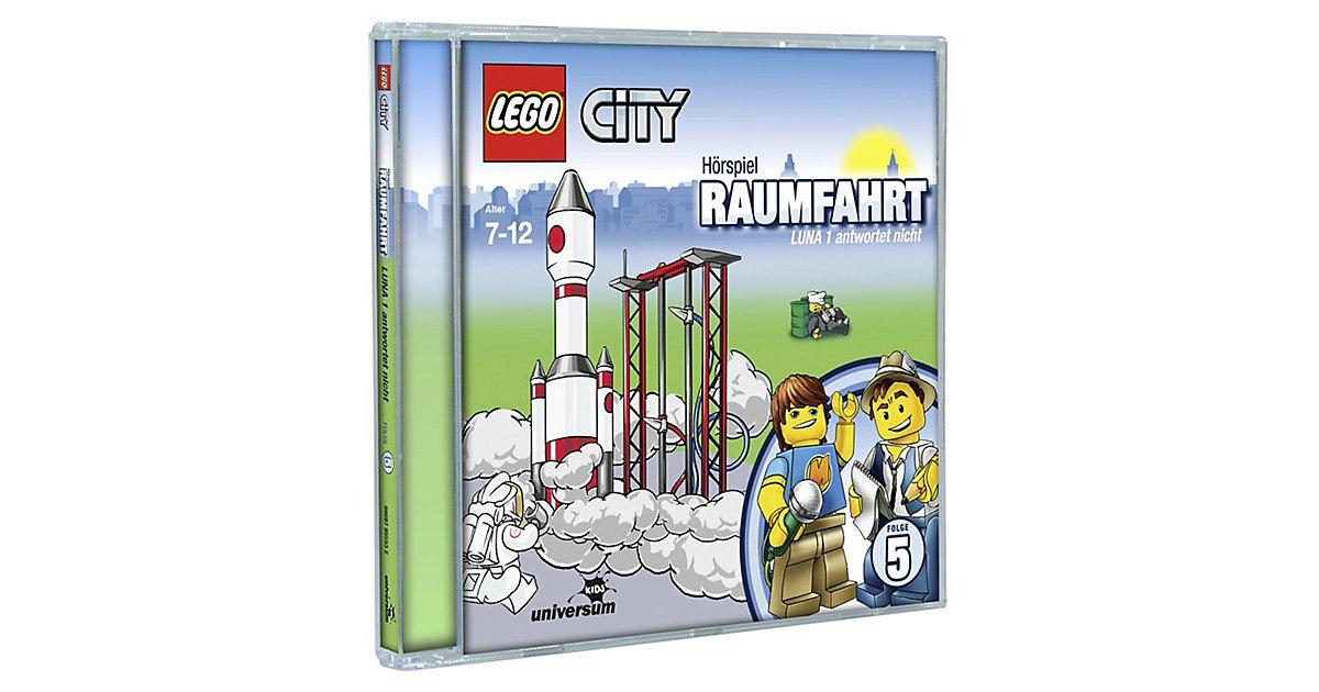 CD LEGO City 05 - Raumfahrt: Luna antwortet nicht