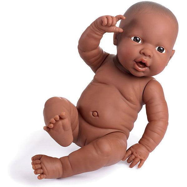 Babypuppe New Born Girl 42 Cm Bayer Mytoys