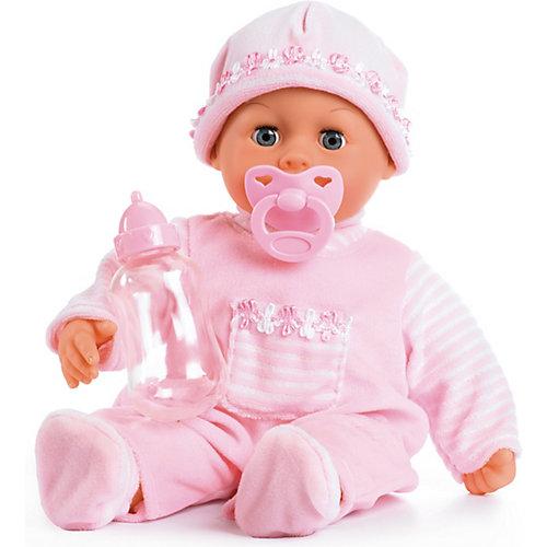 """Интерактивная кукла Bayer """"Первые слова"""" Малышка, 38 см от BAYER"""