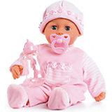 """Интерактивная кукла Bayer """"Первые слова"""" Малышка, 38 см"""