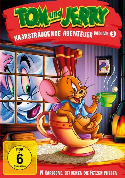 Dvd Tom Und Jerry Winterspass Tom And Jerry Mytoys