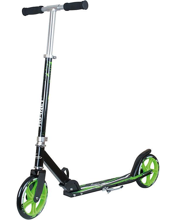 Scooter Hornet 200, Neon-Grün, Hornet by Hudora