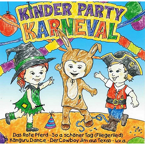 Lauchhammer Angebote Universal CD Kinder Party Karneval