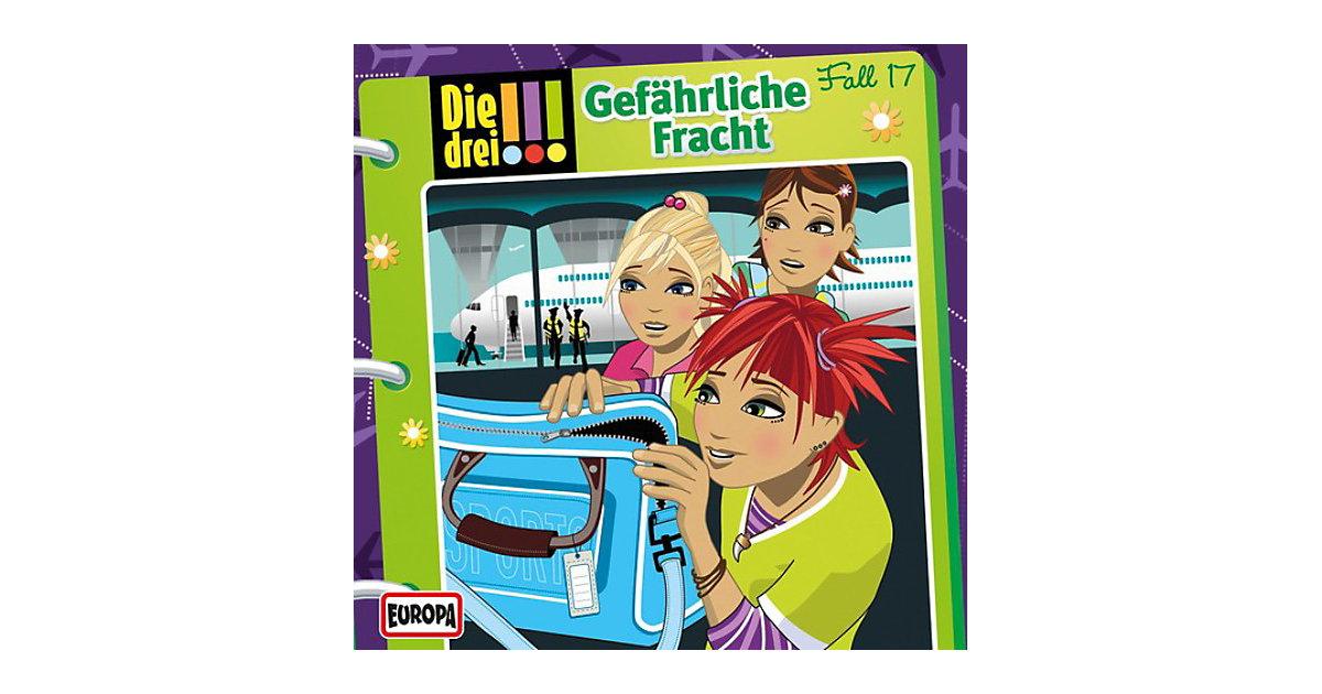 CD Die drei !!! 017 - gefährliche Fracht